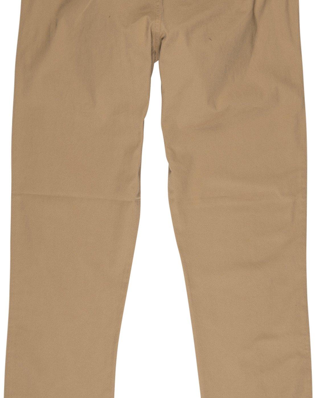 3 Howland Classic Chino Pants Grey M3291EHP Element