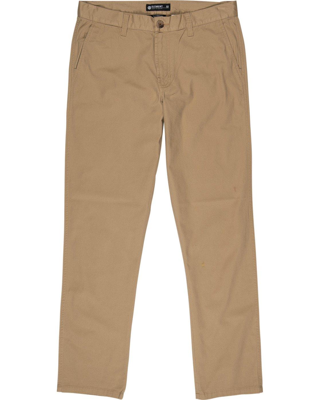 2 Howland Classic Chino Pants Grey M3291EHP Element