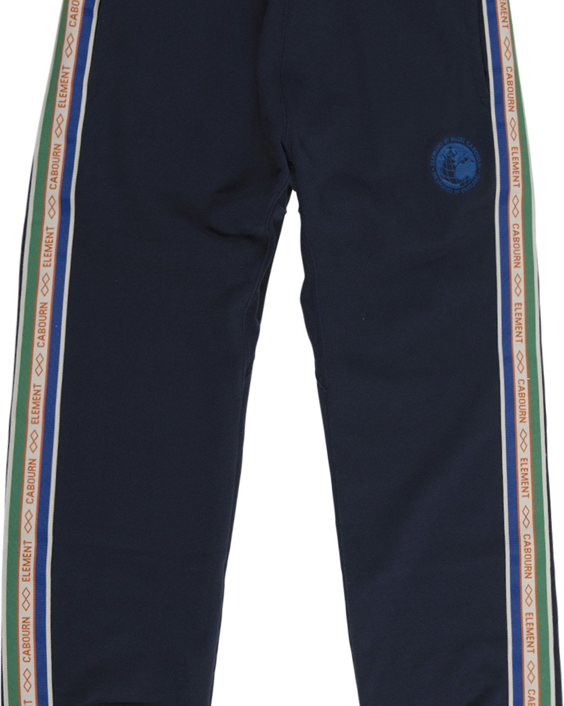 2 Element by Nigel Cabourn Taped Training Pant Blue M3301ETP Element