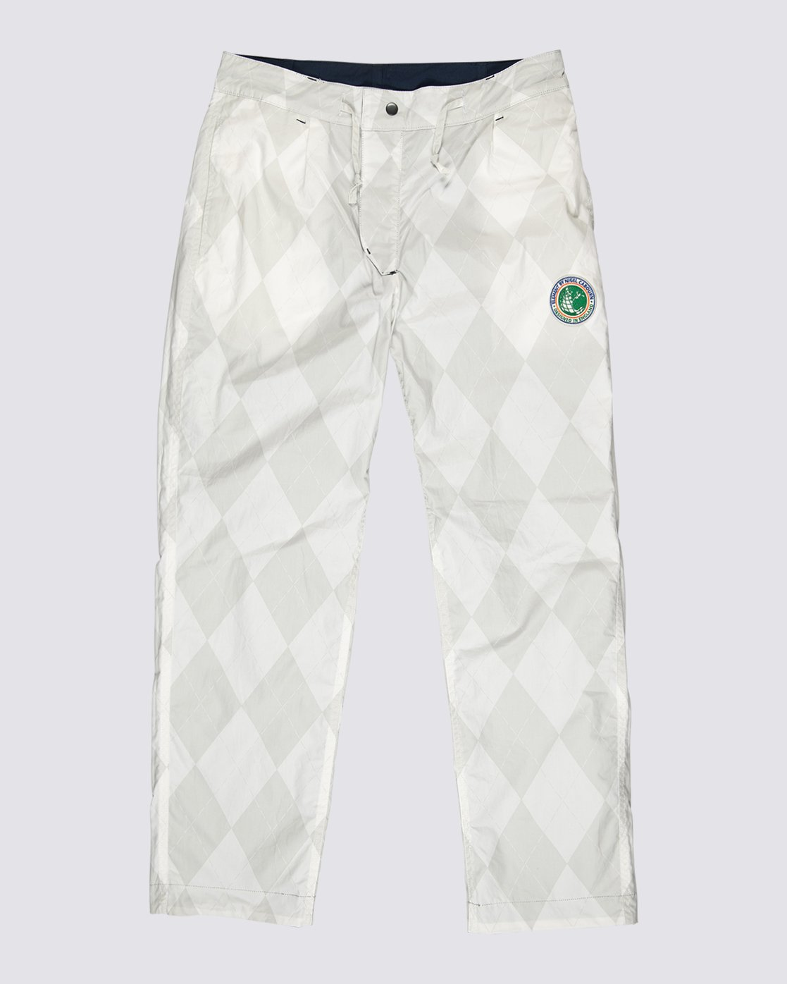 1 Element by Nigel Cabourn Reversible Cricket Pant Blue M3311ERE Element