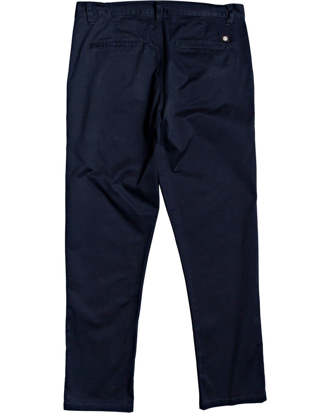 3 Howland Classic Chino Pant Blue M3373EHO Element