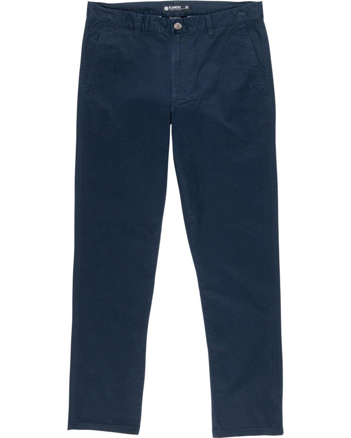 2 Howland Classic Chino Pant Blue M3373EHO Element