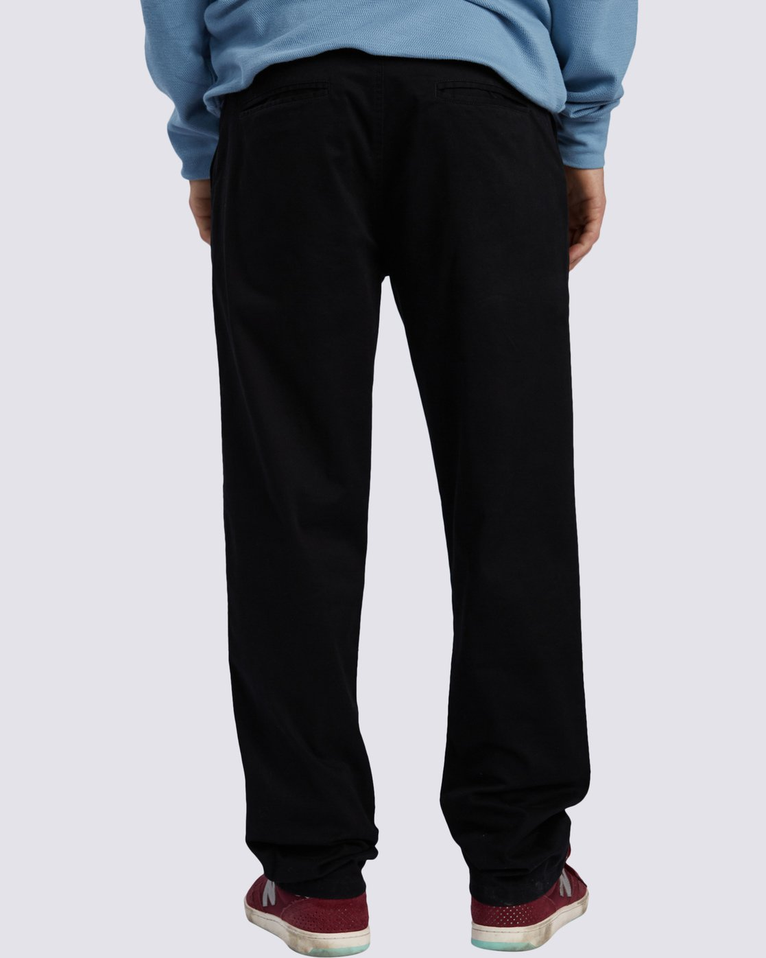5 Howland Classic Chino Pant Blue M3373EHO Element