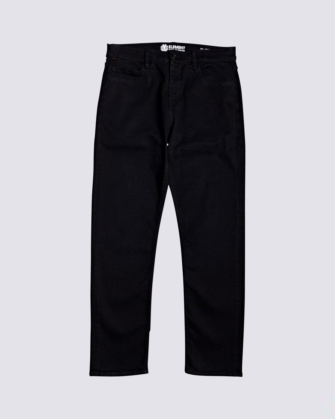 0 E03 Jeans Black M3533E03 Element