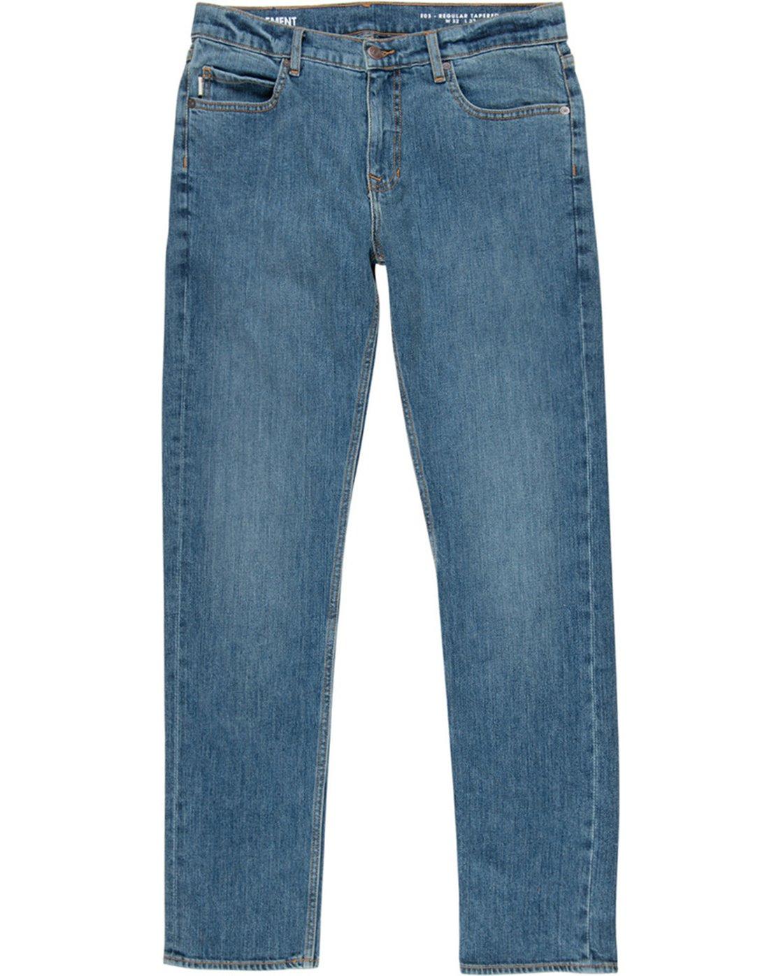1 E03 Jeans White M357VEE3 Element
