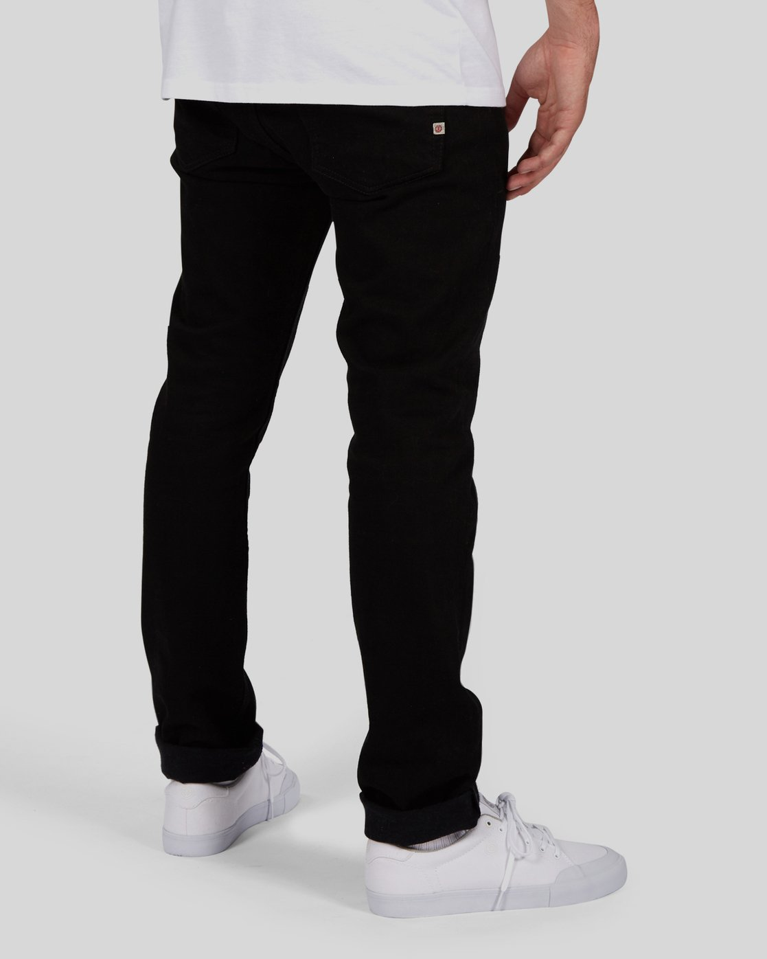 6 E01 Flex Jeans Black M390LE01 Element