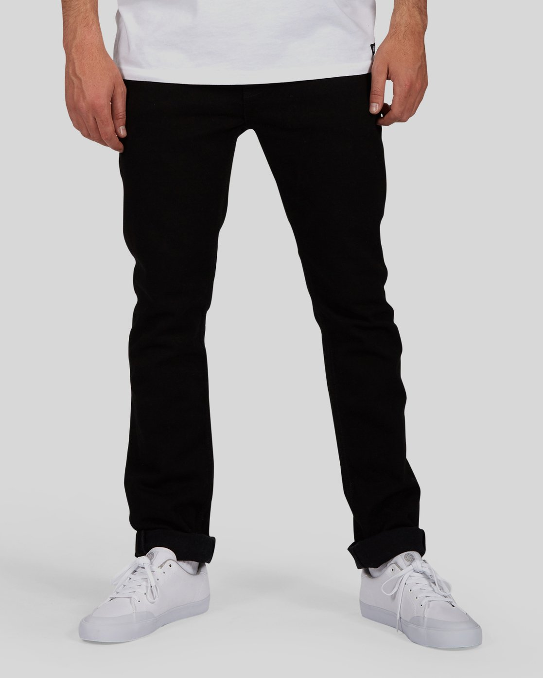 2 E01 Flex Jeans Black M390LE01 Element