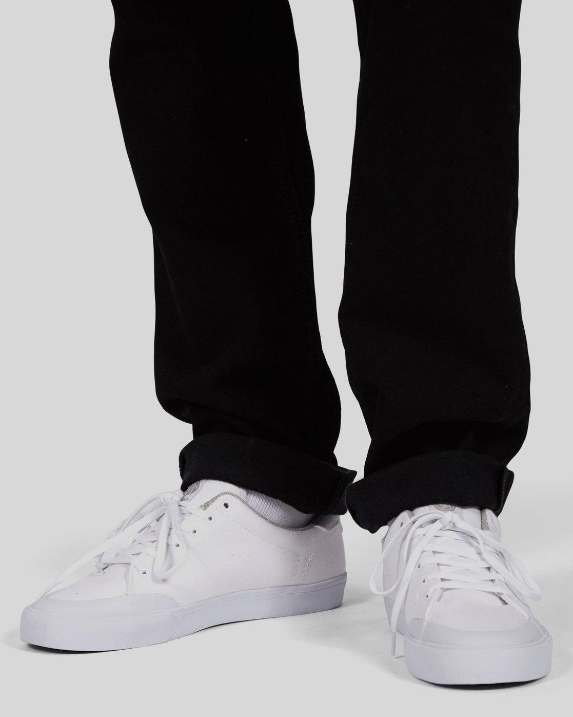4 E02 Flex Jeans Black M392LE02 Element