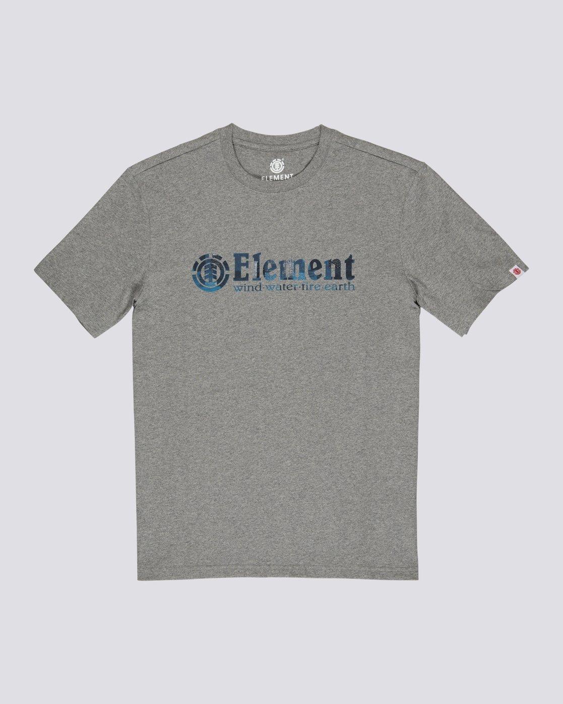 0 Boro T-Shirt  M4011EBO Element