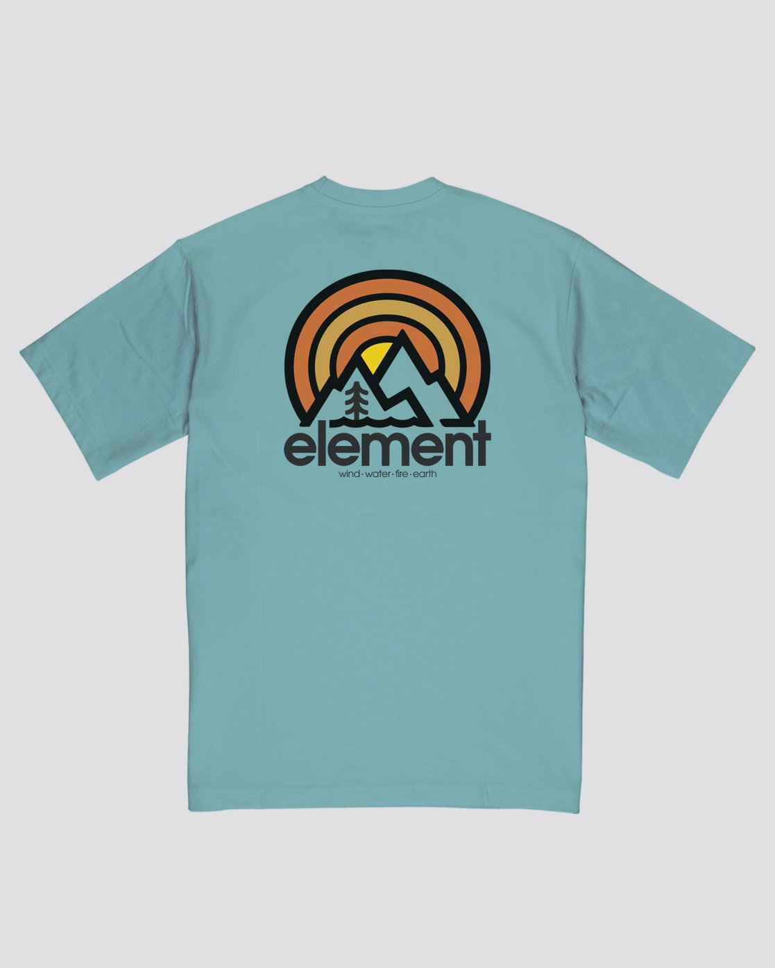1 Sonata T-Shirt Green M4011ESO Element