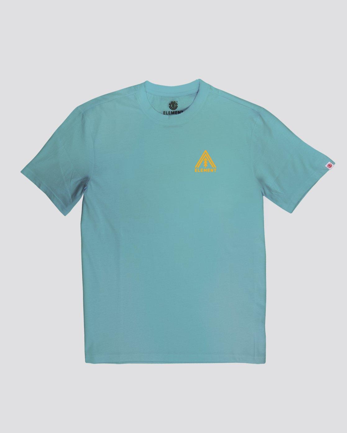 0 Sonata T-Shirt Green M4011ESO Element