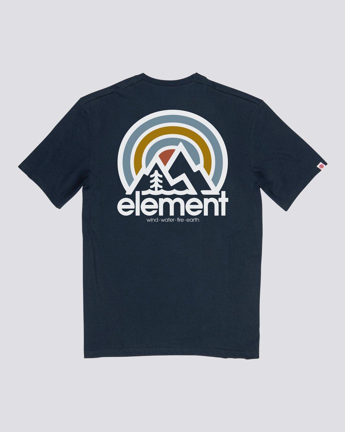 0 Sonata T-Shirt Blue M4011ESO Element