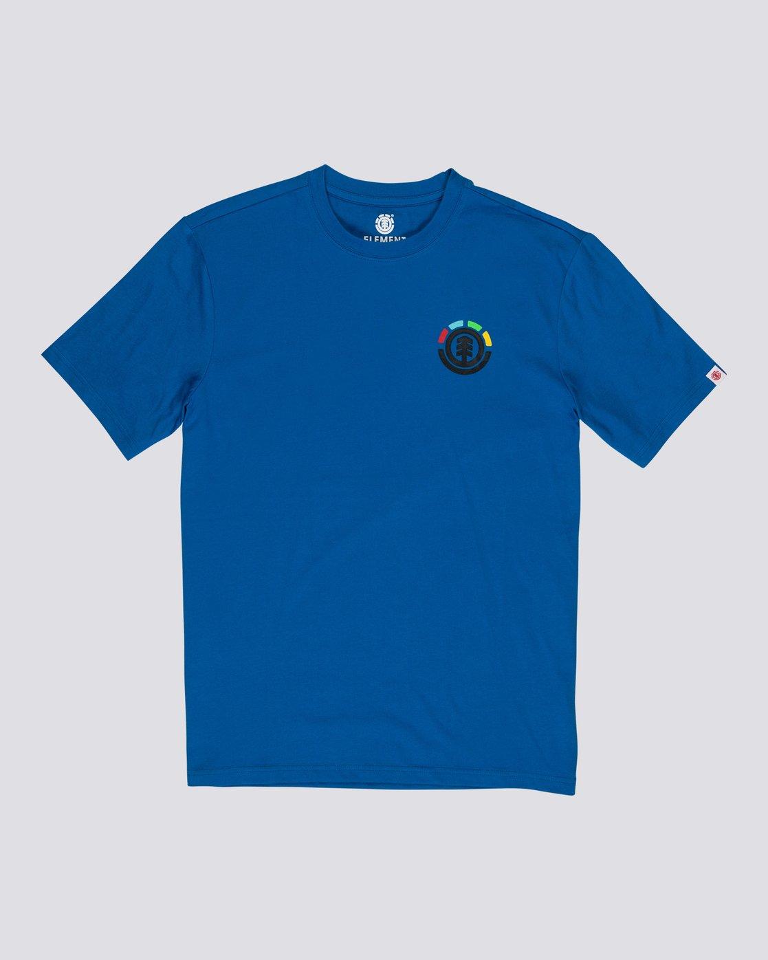 0 Tosca Tee Blue M4011ETO Element
