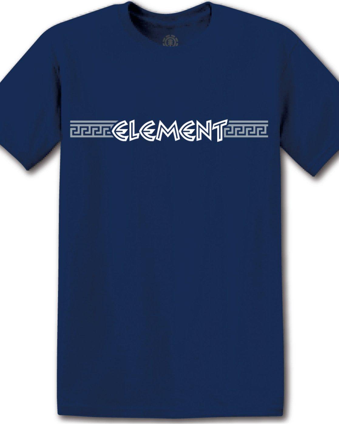 1 Kress T-Shirt Black M4012EKR Element