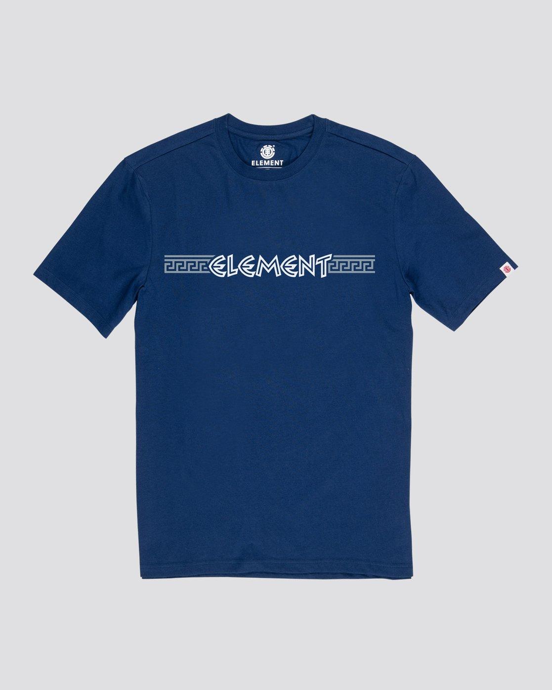 0 Kress T-Shirt Black M4012EKR Element