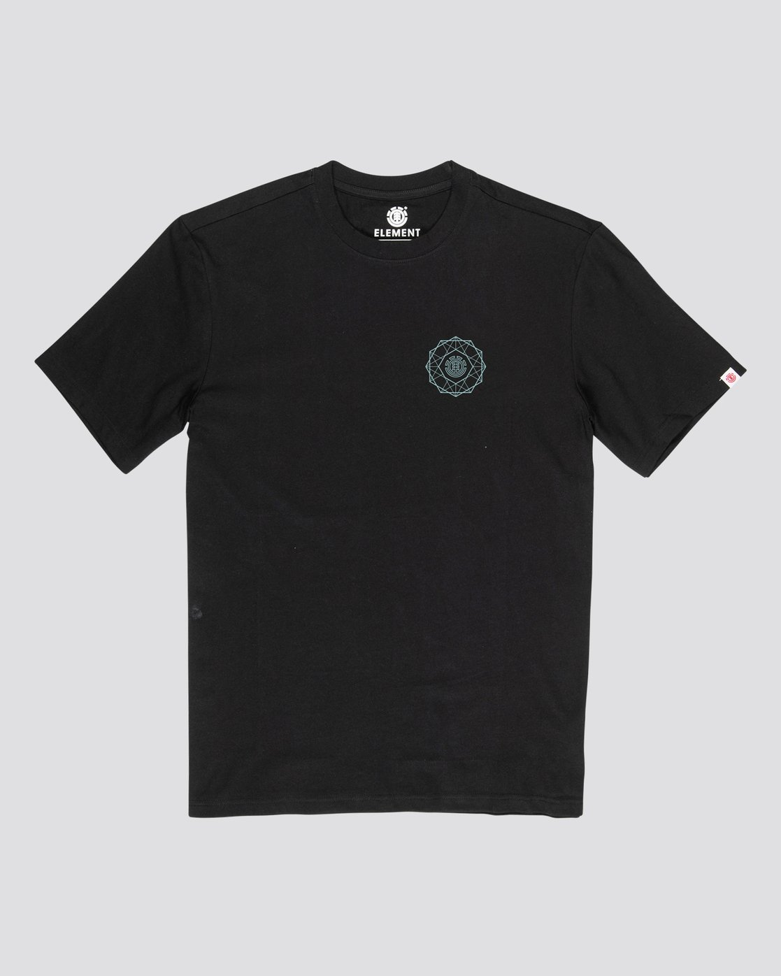 0 Network T-Shirt Blue M4012ENE Element
