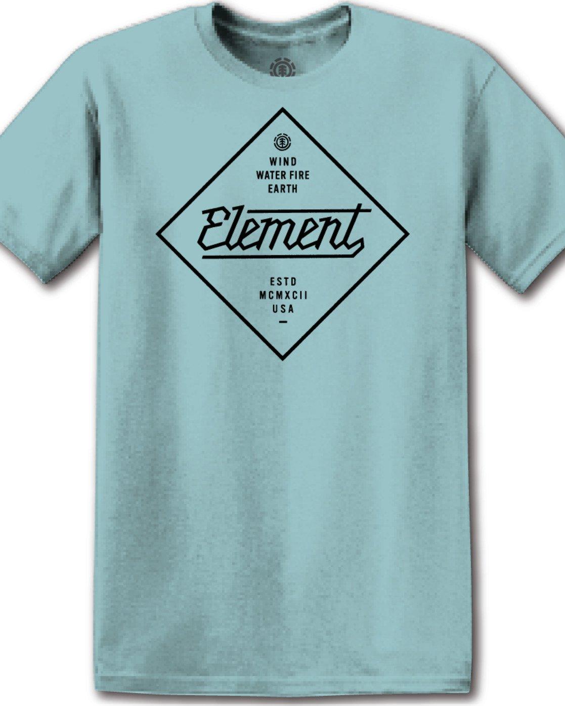 1 Stadium T-Shirt Green M4012EST Element