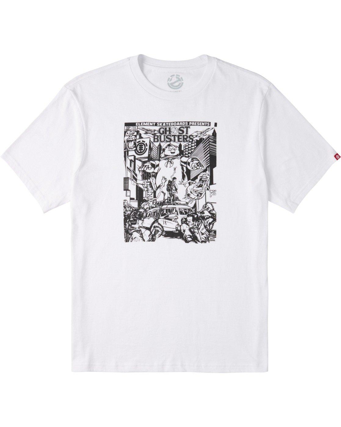 2 Carnage T-Shirt White M4013ECA Element