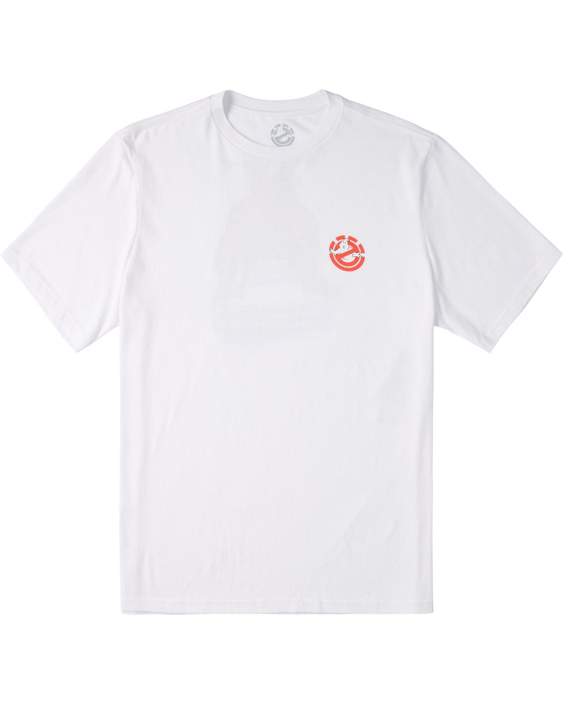 3 Crushed T-Shirt White M4013ECR Element