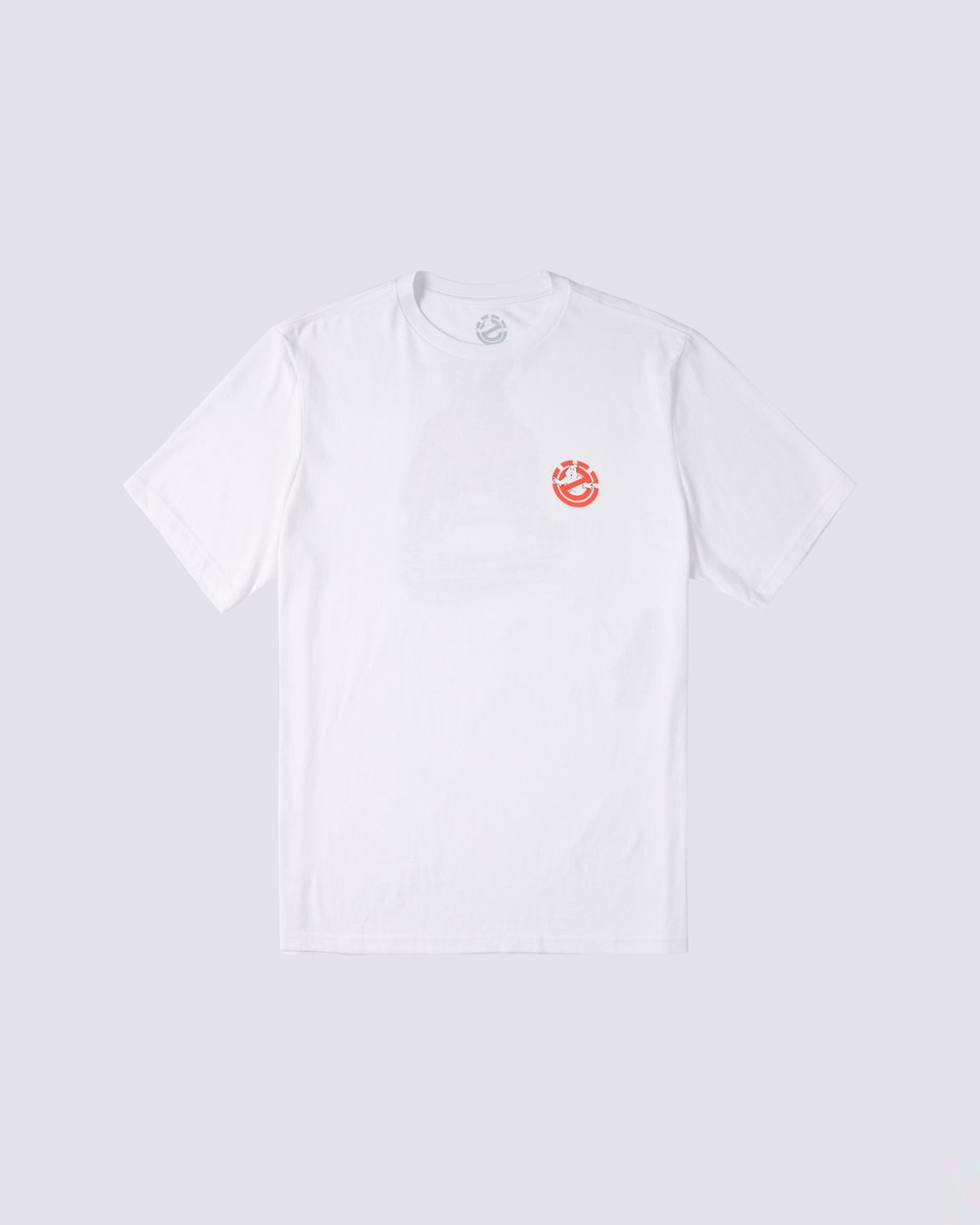 0 Crushed T-Shirt White M4013ECR Element