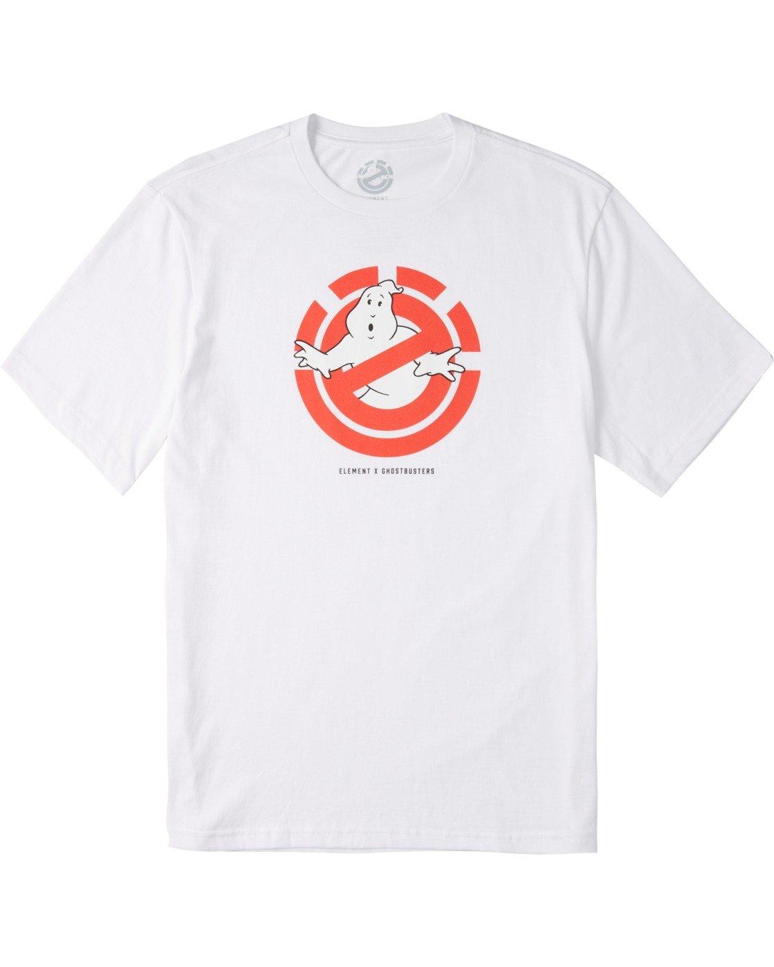 2 Ghostly T-Shirt White M4013EGH Element