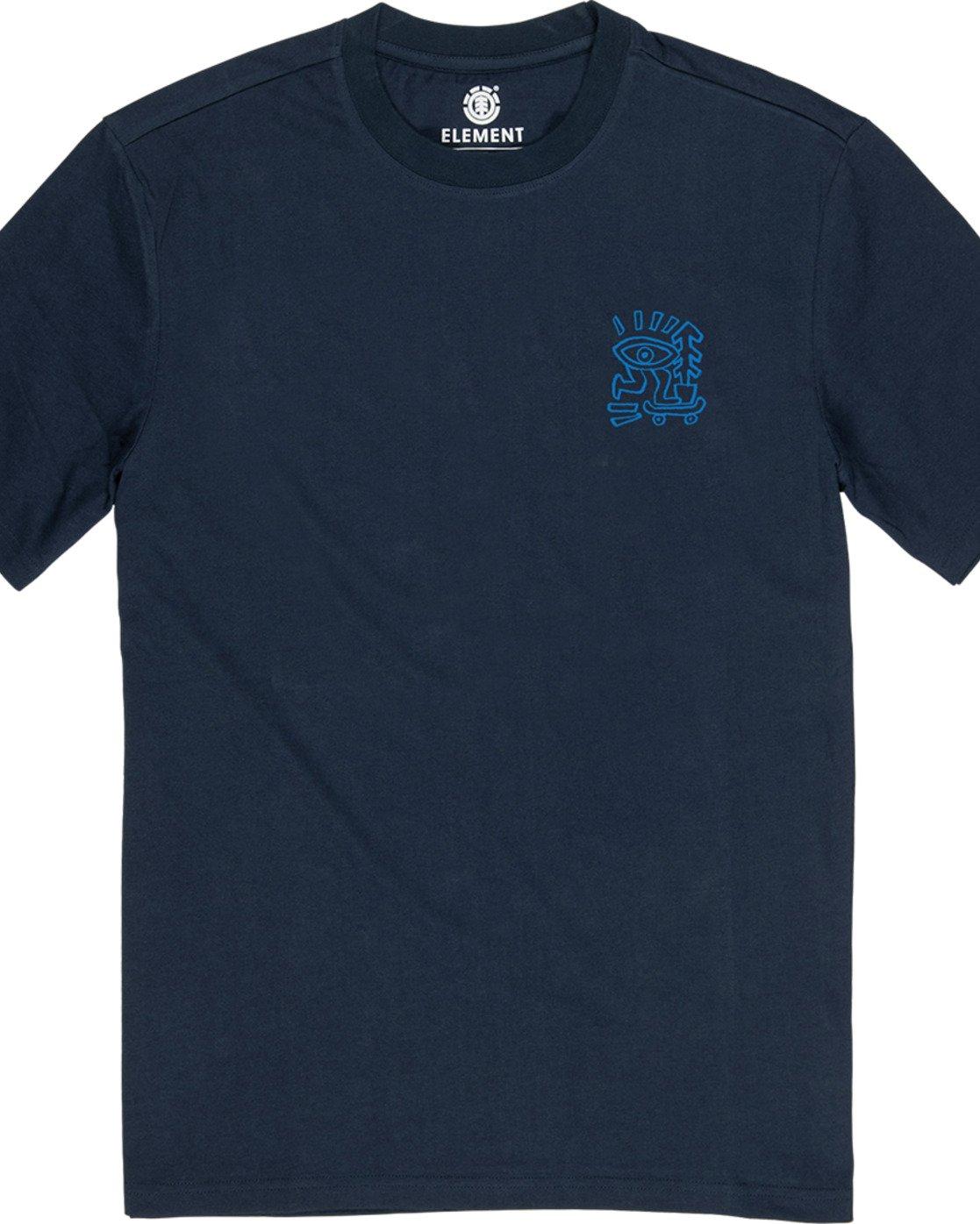 3 Larimer T-Shirt Blue M4013ELR Element