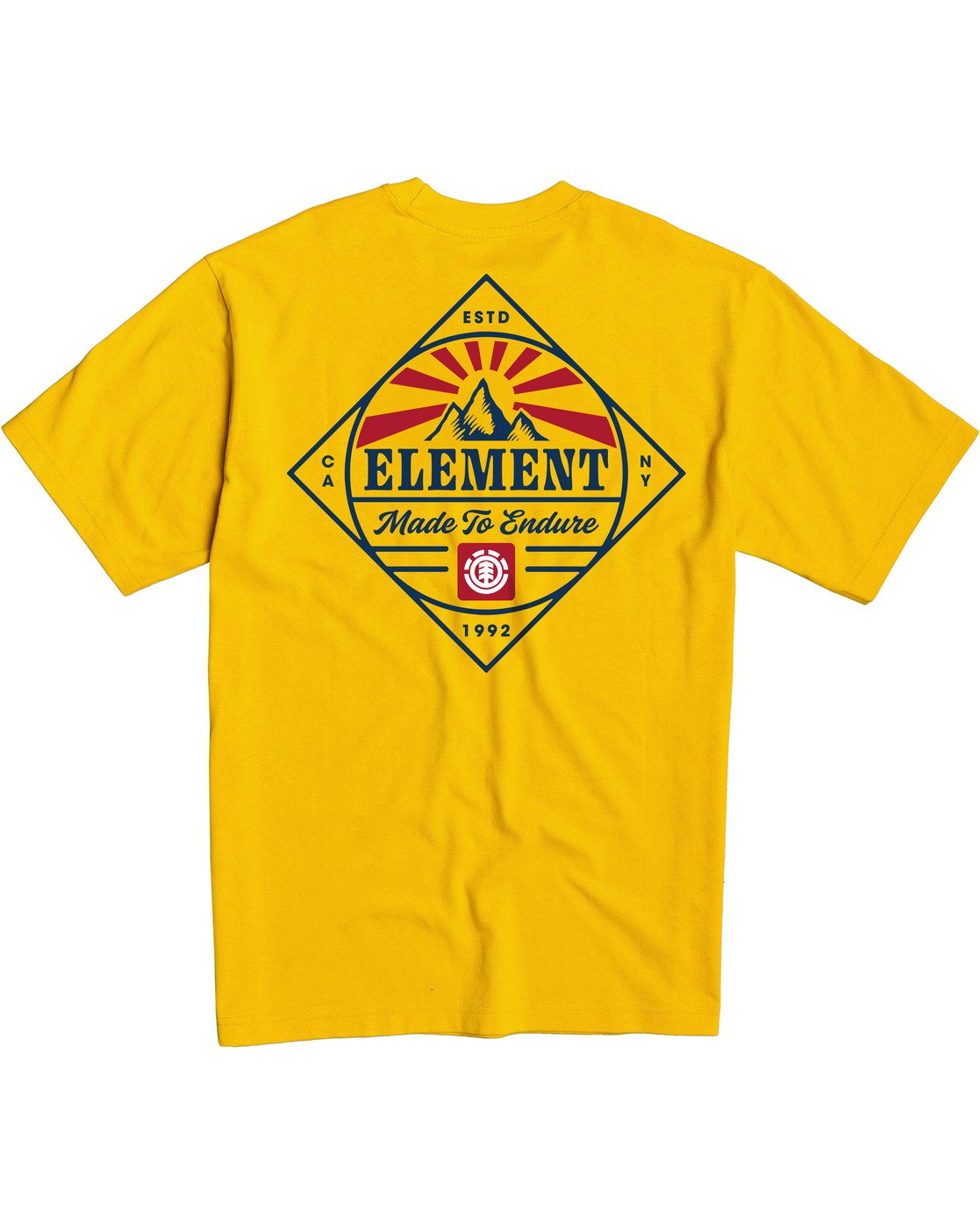 3 Medwell T-Shirt Multicolor M4013EME Element