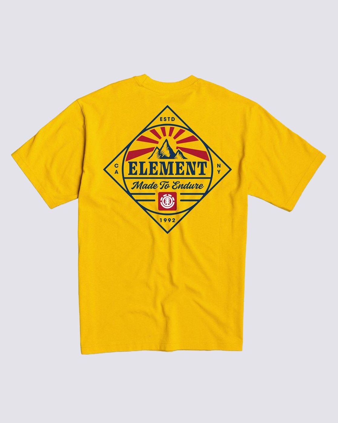 1 Medwell T-Shirt Multicolor M4013EME Element