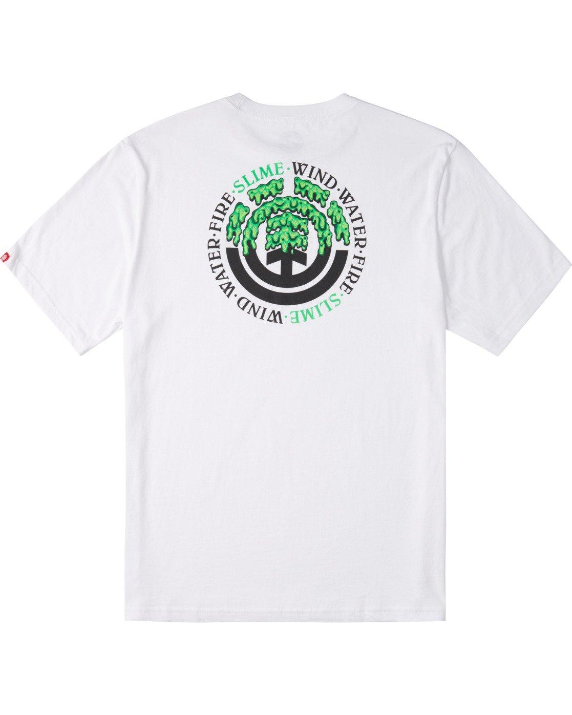 3 Proton Seal T-Shirt White M4013EPR Element