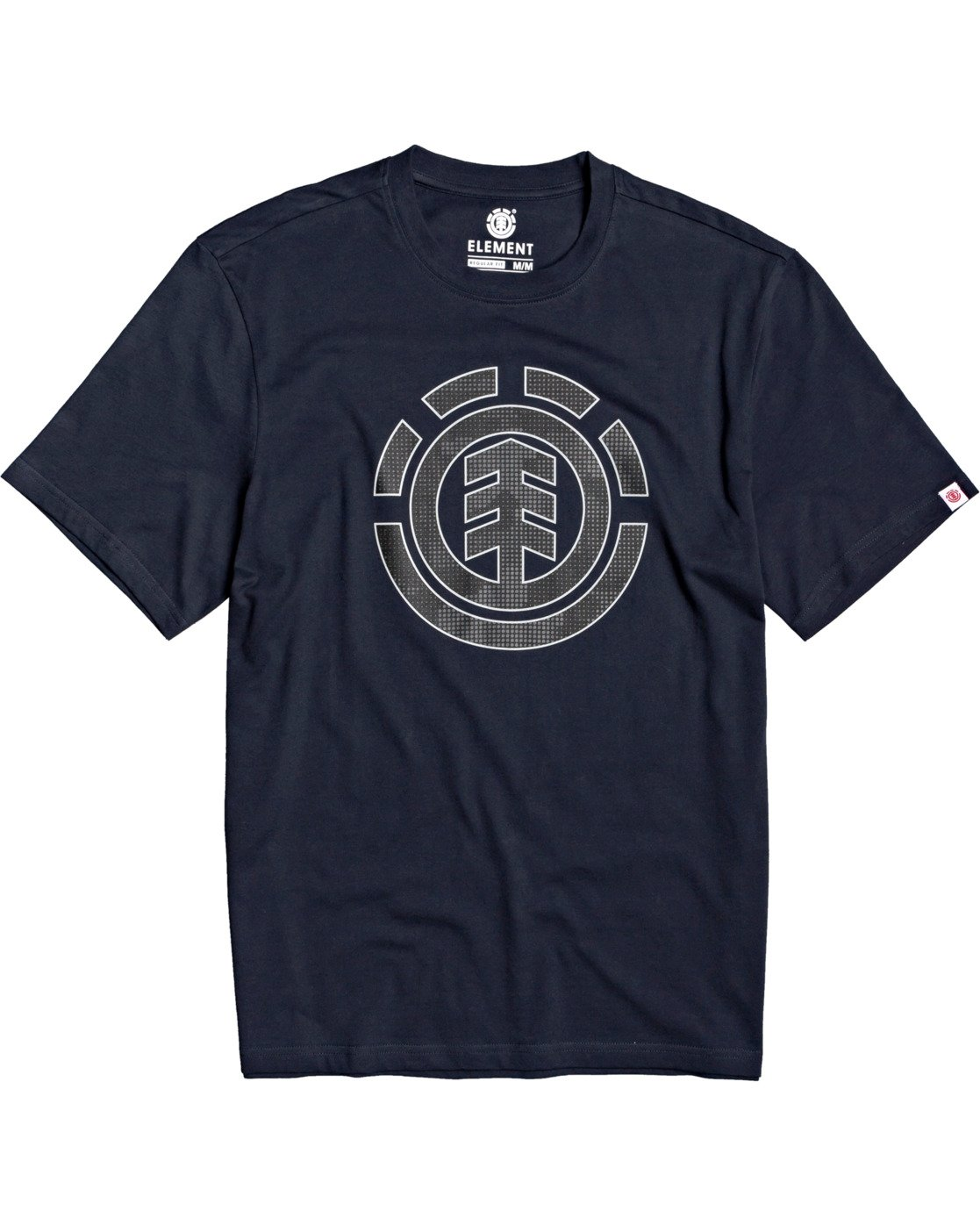 1 Resist Icon Fill T-Shirt Blue M4013ERS Element