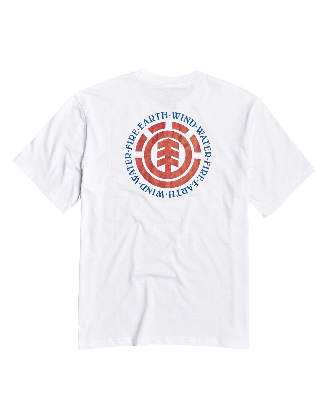 2 Seal BP T-Shirt White M4013ESB Element