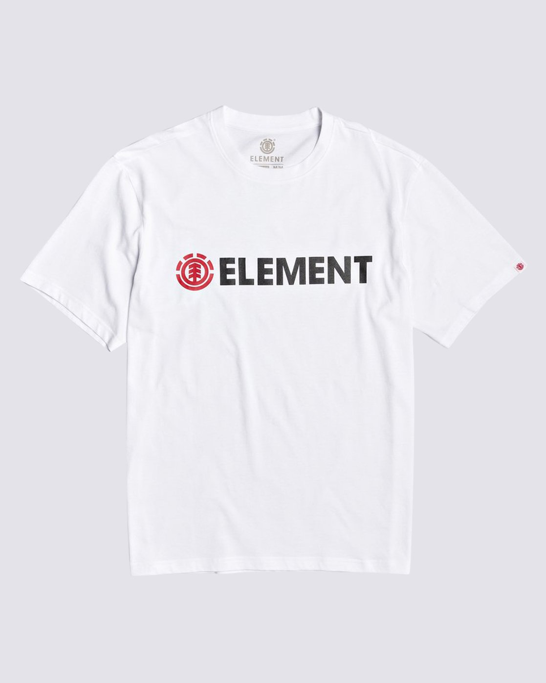 0 Blazin T-Shirt White M401QEBL Element
