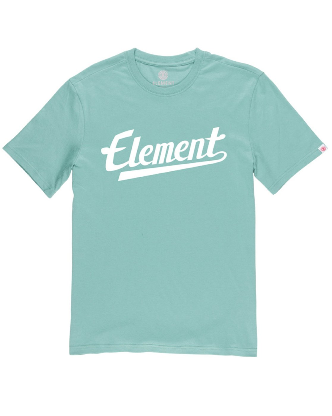 1 Script Tee White M401QESC Element