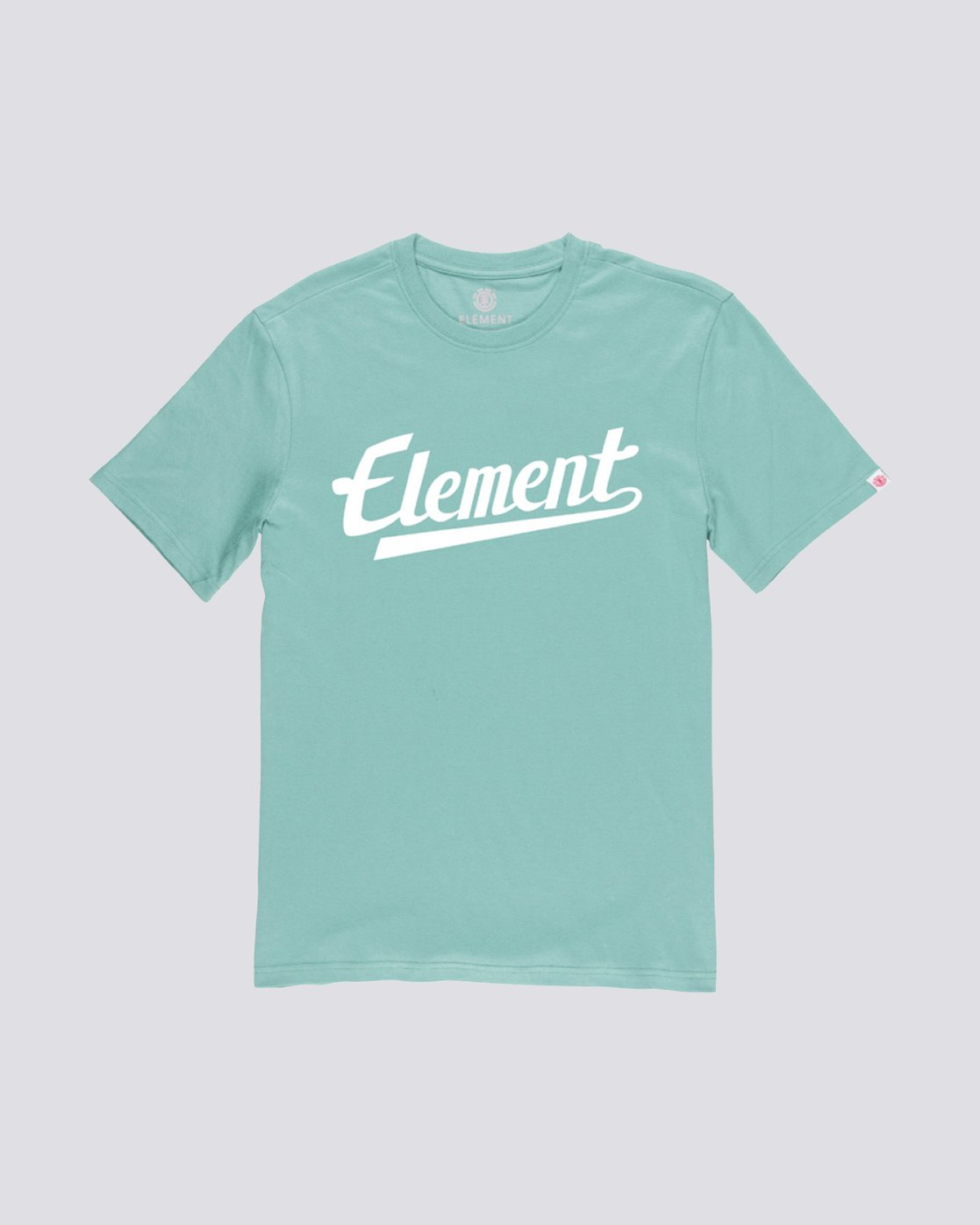 0 Script Tee White M401QESC Element