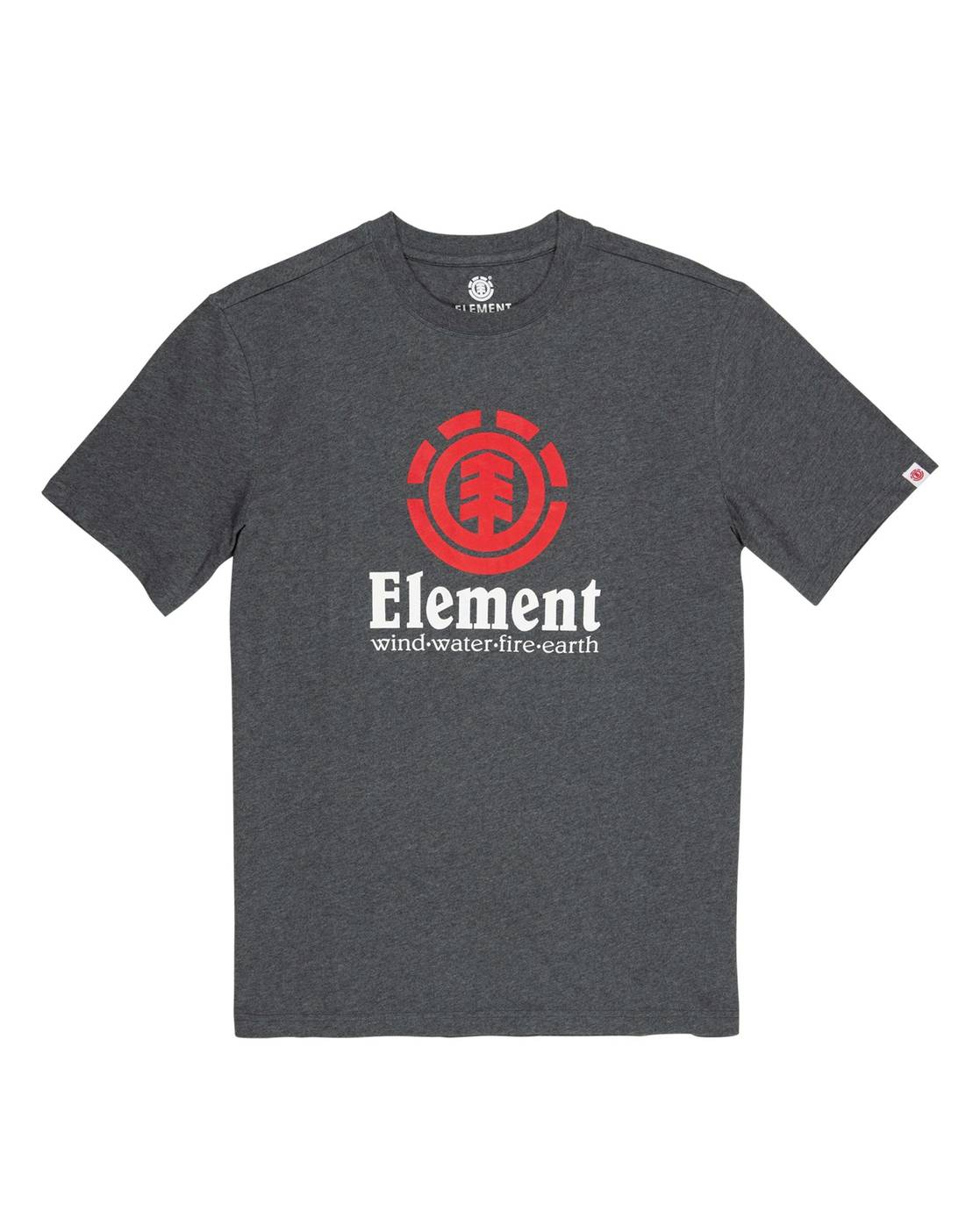 1 Vertical T-Shirt Grey M401QEVE Element