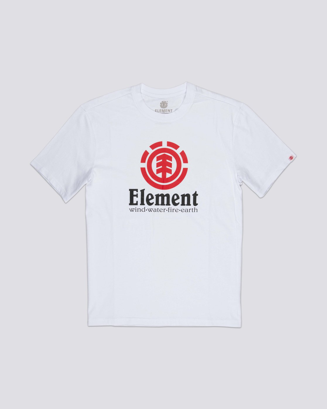 0 Vertical Tee White M401QEVE Element