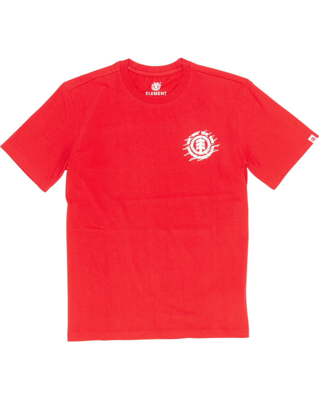 2 Liquid Icon Tee Red M401VELI Element