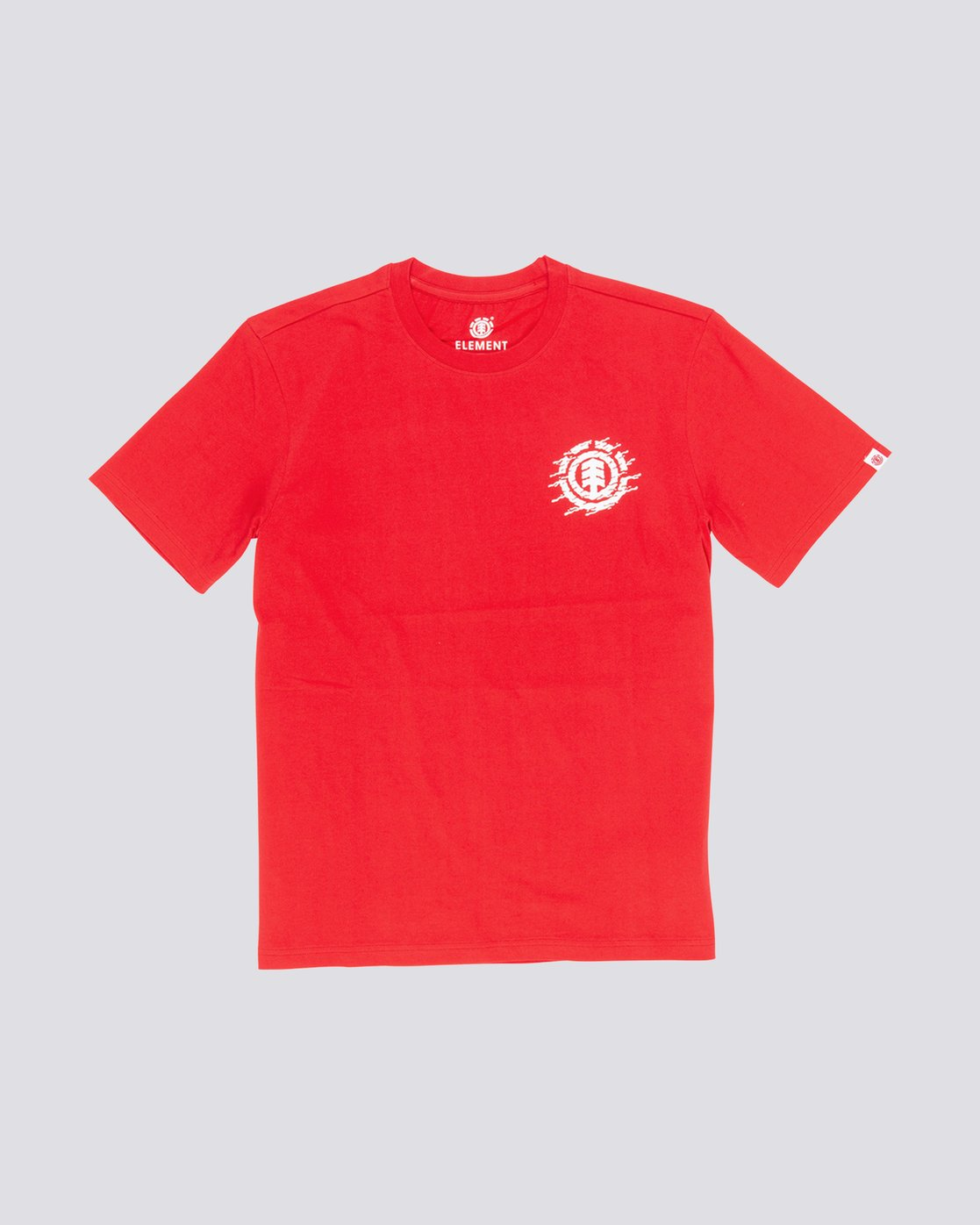 0 Liquid Icon Tee Red M401VELI Element