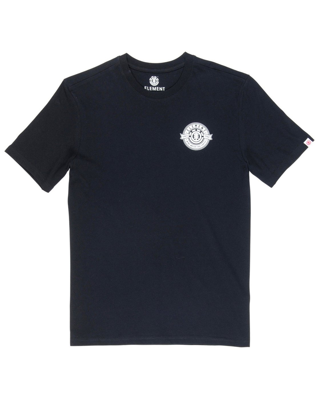 0 Medallian tee Black M401VEME Element