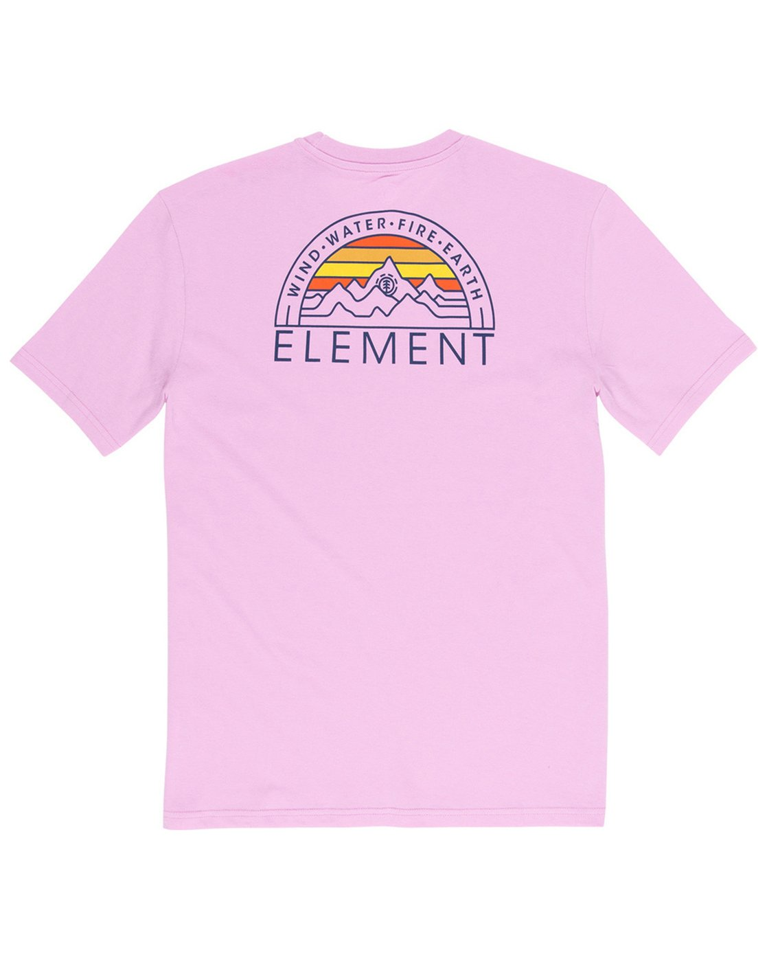 1 Wedge T-Shirt Purple M401VEOD Element
