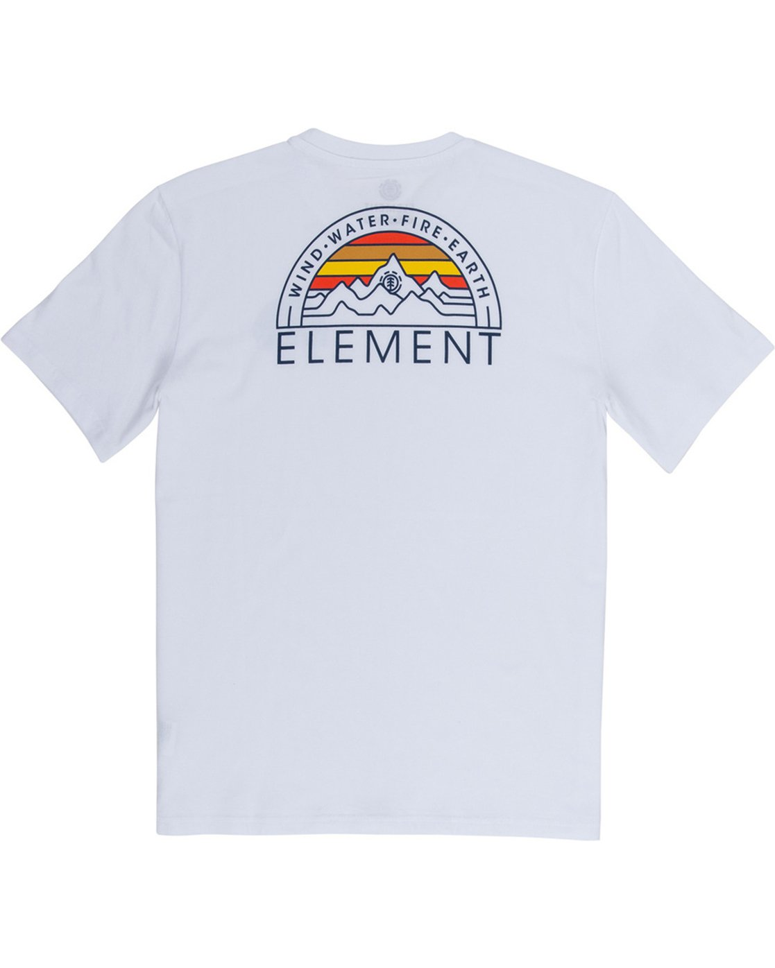 3 Wedge T-Shirt White M401VEOD Element