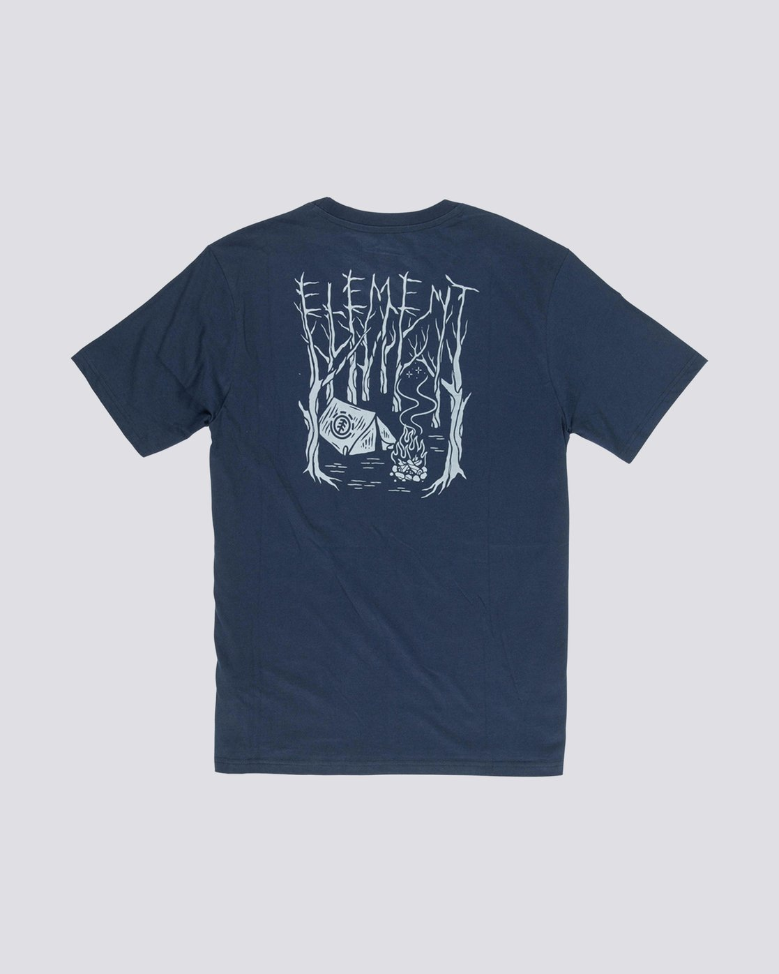 0 Woodland Tee Blue M401VEWO Element