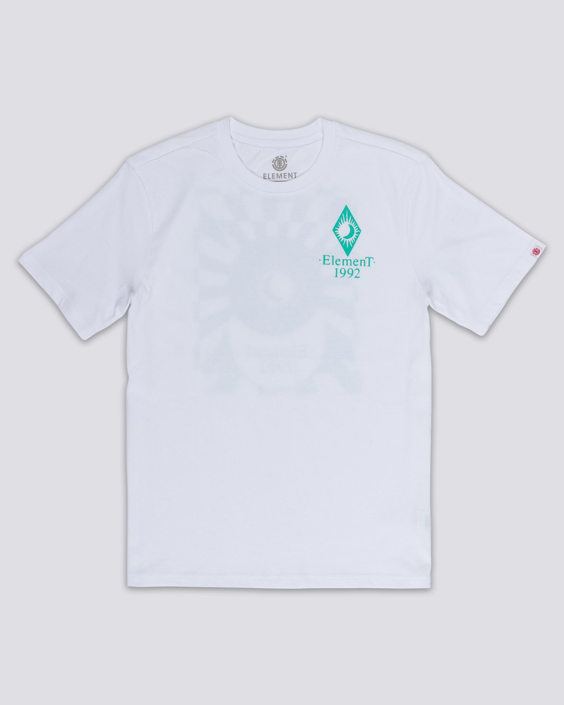 0 Ambience T-Shirt White M401WEAM Element