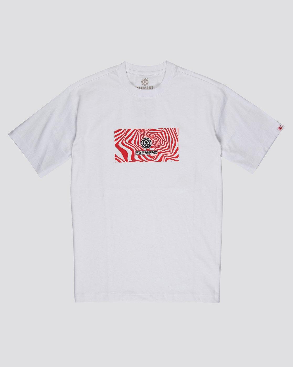 0 Vogel T-Shirt White M4032EVO Element