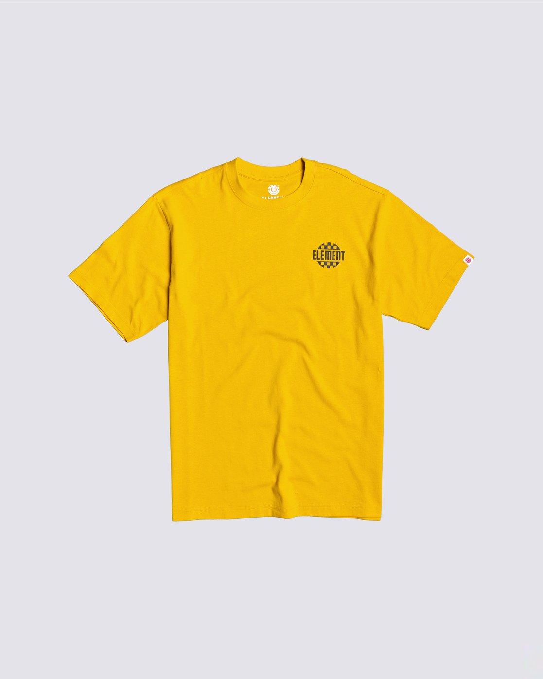 0 Faster T-Shirt Multicolor M4033EFA Element