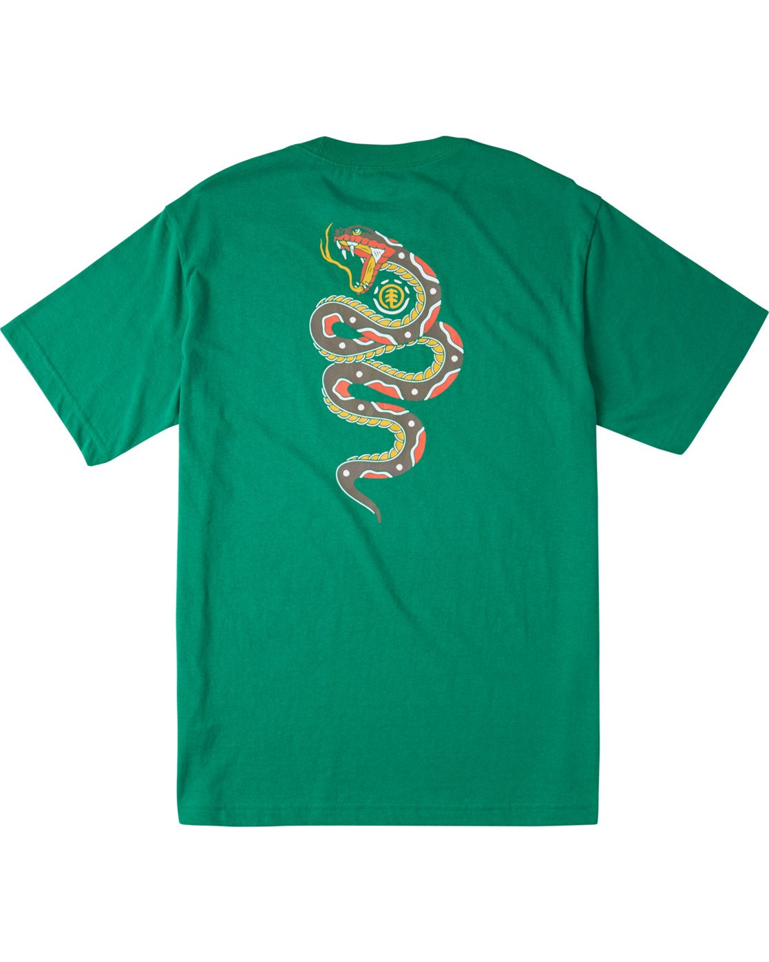 2 Serpentine T-Shirt Multicolor M4033ESE Element