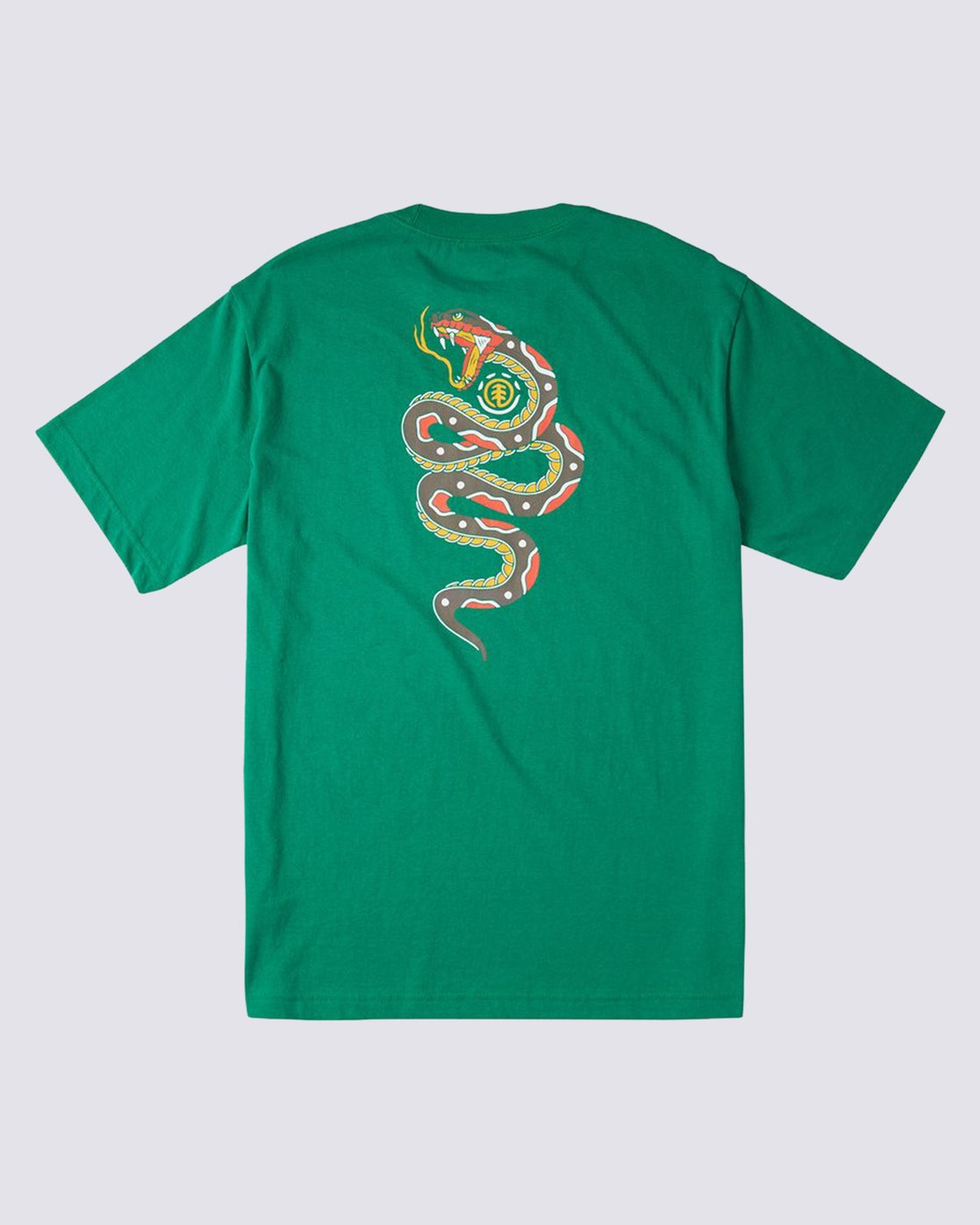 1 Serpentine T-Shirt Multicolor M4033ESE Element