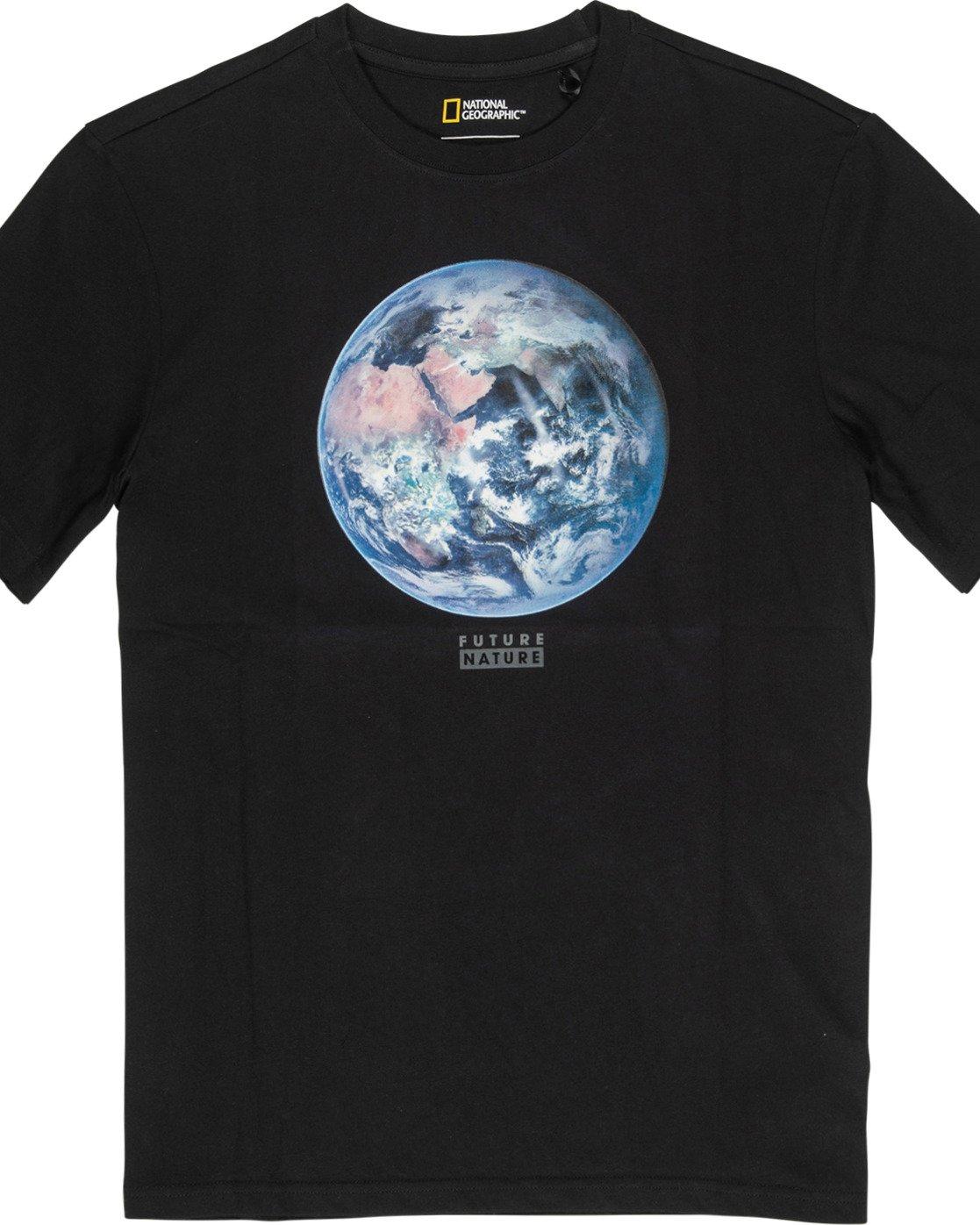 2 Nat Geo Earth T-Shirt Blue M4061EEA Element