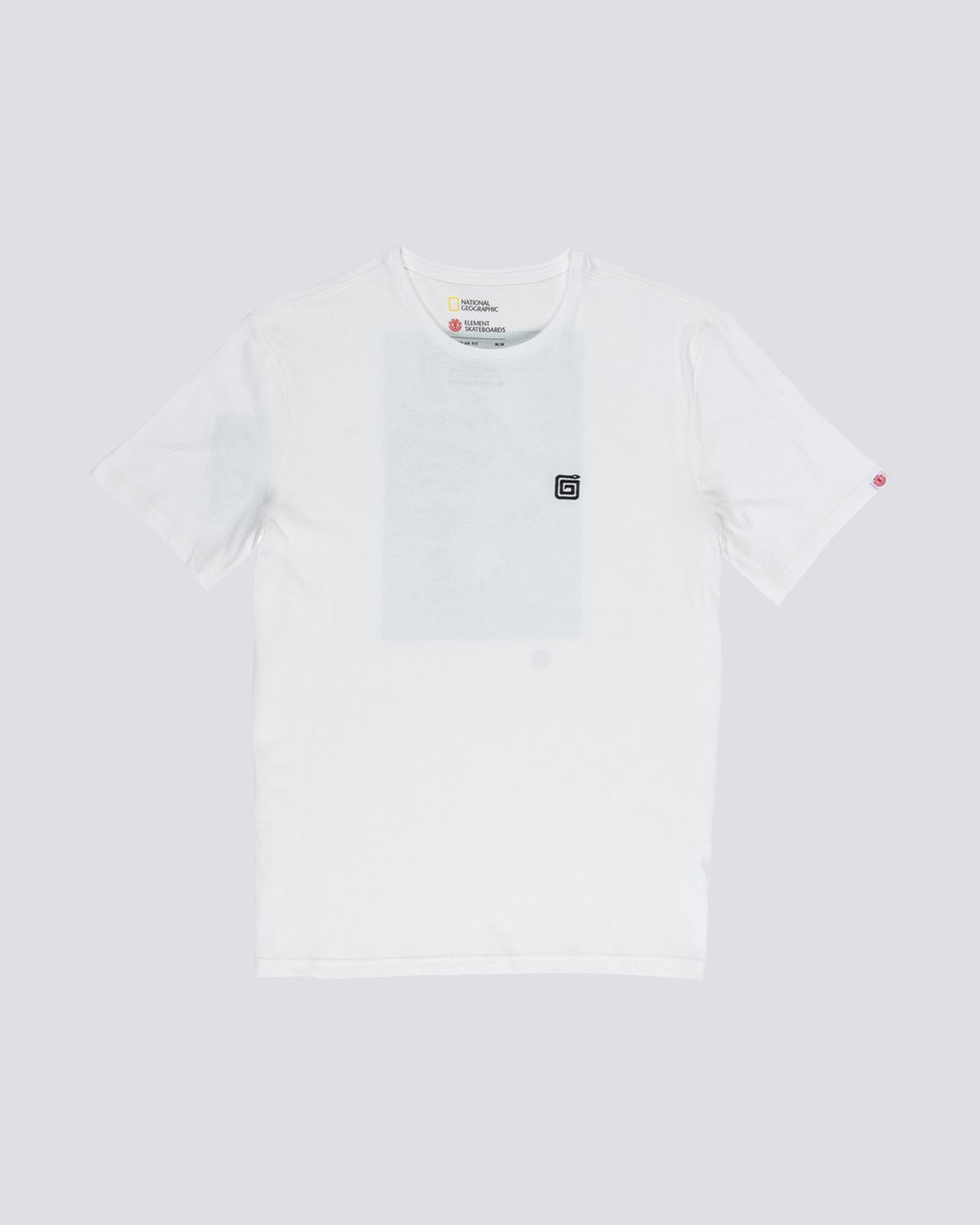 0 Vista T-Shirt White M406VESE Element