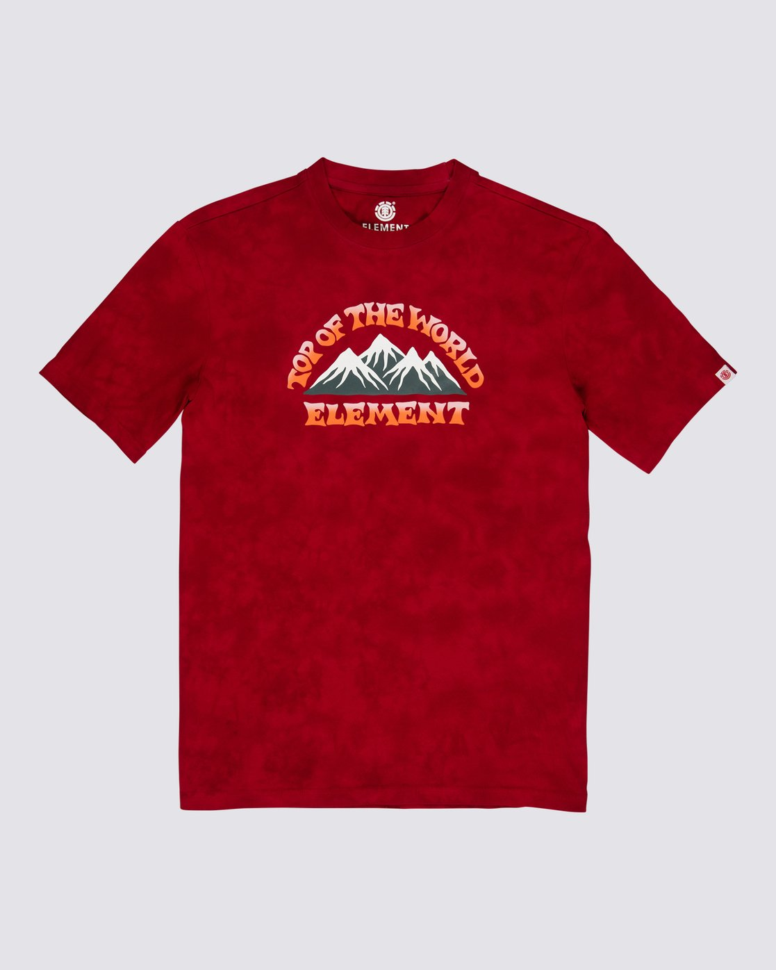 0 Westview CW T-Shirt Red M4101EWE Element
